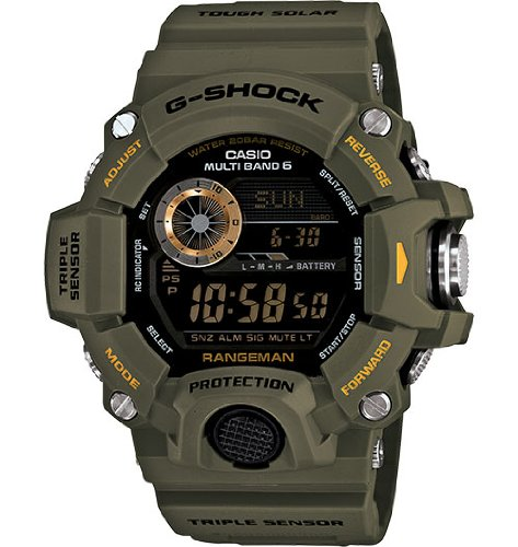 casio g shock rangeman gw 9400 3cr review. Black Bedroom Furniture Sets. Home Design Ideas