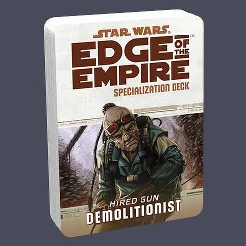 Star Wars: Edge of the Empire: Demolitionist