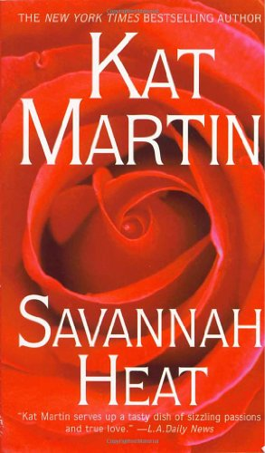 Savannah Heat (Southern, #2)