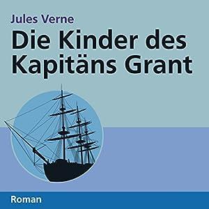 Die Kinder des Kapitäns Grant Hörbuch