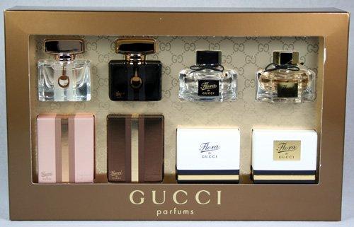 Gucci Miniatures Gift Set Gucci Perfume Miniature Gift
