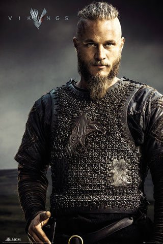 Vikings-Poster-Ragnar + Poster a sorpresa