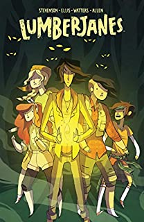 Book Cover: Lumberjanes Vol. 6: Sink or Swim