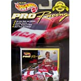 Hot Wheels 1997 1st Edition Johnny Andretti #98 RCA Pro Racing Short Track 1:64 Scale Die Cast Car