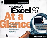 Microsoft Excel at a Glance (At a Glance (Microsoft)) (1572313676) by Perspection Inc