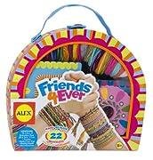 ALEX? Toys - Do-it-Yourself Wear! Friends 4 Ever -Jewelry 737WX