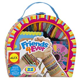 ALEX� Toys - Do-it-Yourself Wear! Friends 4 Ever -Jewelry 737WX
