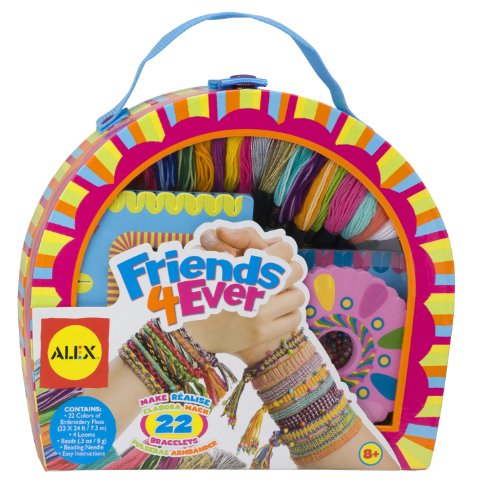 ALEX® Toys – Do-it-Yourself Wear! Friends 4 Ever -Jewelry 737WX