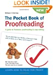 The Pocket Book of Proofreading: A gu...
