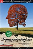 Transcendentalism: Essential Essays of Emerson & Thoreau