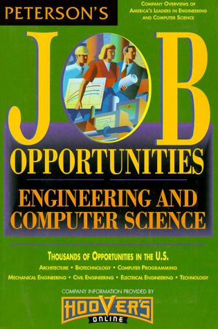 Job Opps For Eng & Comp Sci Majors 00 (Peterson'S Job Opportunities For Engineering & Computer Science Majors)