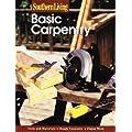 Basic Carpentry (Southern Living (Paperback Sunset))