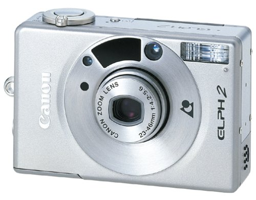 Canon Elph 2 APS Photo