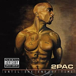 NEW 2pac - Until The End Of Time (CD)