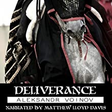Deliverance (       UNABRIDGED) by Aleksandr Voinov Narrated by Matthew Lloyd Davies