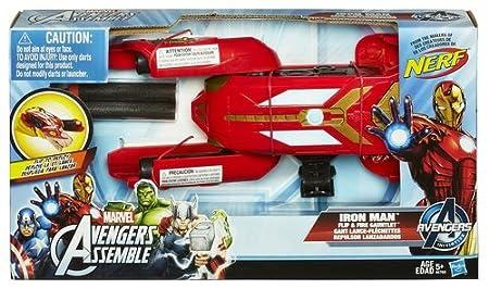 Hasbro / Avengers - A6760 - Gant Lance-Fléchette Iron Man