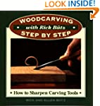 How to Sharpen Carving Tools (Woodcar...