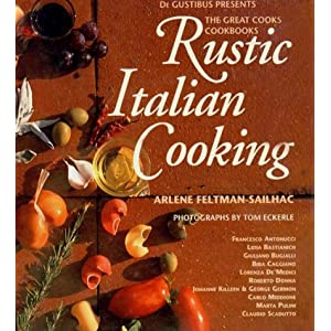 Rustic Italian Cooking (D Livre en Ligne - Telecharger Ebook