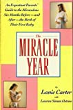 img - for Miracle Year by Lanie Carter (1991-04-01) book / textbook / text book