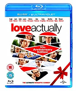 Love Actually - 10th Anniversary Edition  [Blu-ray] [Region Free]
