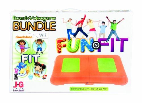 Nickelodeon Fun N Fit Bundle