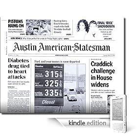 Austin American-Statesman - Kindle Edition
