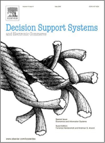 Performance analysis of filtering software using Signal Detection Theory [An article from: Decision Support Systems]