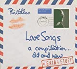 Love Songs: A Compilation...Old & New (CD/DVD) Phil Collins