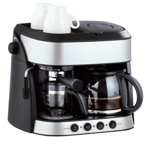 TV Das Original TV - Unser Original 01327 Coffeemaxx Kaffeecenter 7-in-1 Kaffeemaschine