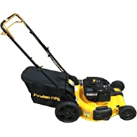 Poulan Pro 675 Series Briggs & Stratton Walk Behind Lawn Mower (Yellow)
