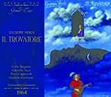 img - for OPD 7045 Verdi-Il Trovatore: Italian-English Libretto (Opera d'Oro Grand Tier) book / textbook / text book