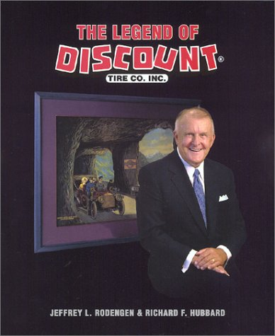 the-legend-of-discount-tire-co-inc-2002-hardcover-dust-jacket