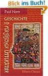 Geschichte der persischen Litteratur