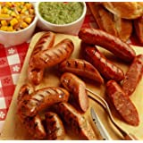 Aidells Habanero & Green Chile Sausage, 12 ounces by Aidells