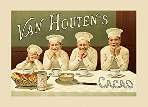 Amazon.com: CANVAS Children Cook Cooking Van Houten's
