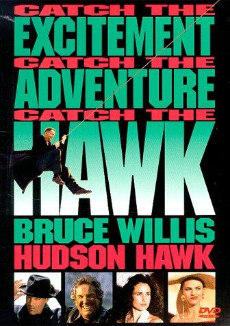 Гудзонский ястреб / Hudson Hawk (Майкл Леманн / Michael Lehmann) [1991, США, Боевик / Комедия / Приключения,DVD5] Перевод: Гаврилов