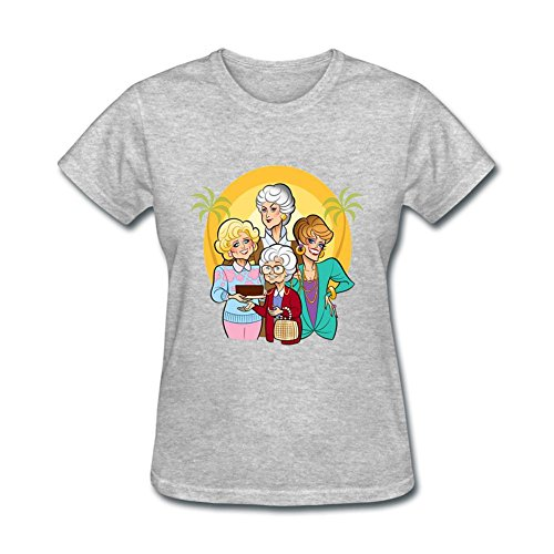 RURER Women s Golden Girls T Shirts