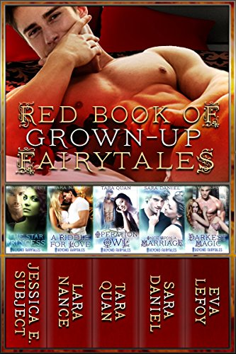 Red Book of Grown-Up Fairytales: Volume 1 (Beyond Fairytales)