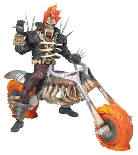 Marvel Legends Legendary Riders Figure: Vengeance (Ghost Rider Figure compare prices)