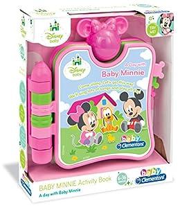 Disney Baby - Baby Minnie Activity Book