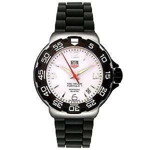 TAG Heuer Men's WAC1111.BT0705 Formula 1 F1 Watch