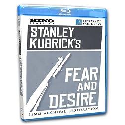 Fear & Desire [Blu-ray]