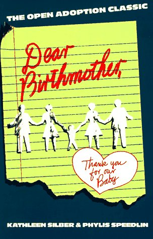 Image for Dear Birthmother: Thank You for Our Baby