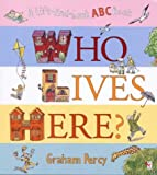 Who Lives Here? (0099400170) by Percy, Graham