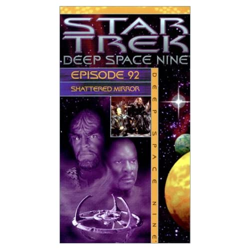 Star Trek - Deep Space Nine, Episode 92: Shattered Mirror movie