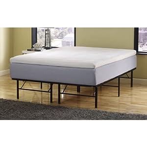 Tranquil Sleep 12 inch Pillowtop Memory Foam Mattress Queen