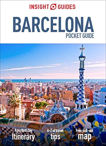 Insight Guides: Pocket Barcelona (Insight Pocket Guides)