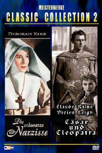 Classic Collection II: Die schwarze Narzisse / Cäsar und Cleopatra
