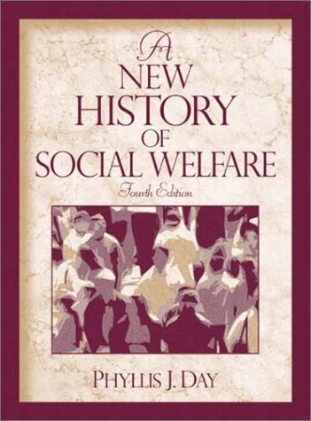 A New History of Social Welfare (4th Edition)