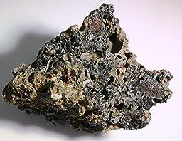 Vesicular Basalt Igneous Rock - 2 Pieces of Scoria